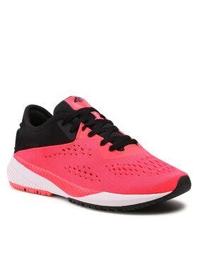 4F 4F Topánky D4L21-OBDS301 Ružová