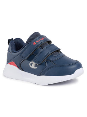 Champion Champion Sneakersy Grafic B Ps S32104-F20-BS501 Granatowy