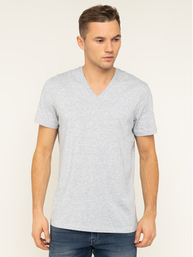 Armani Exchange Armani Exchange T-shirt 8NZT75 ZJA5Z 3929 Grigio Slim Fit