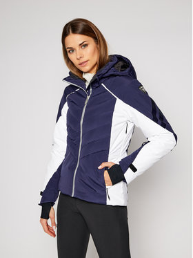 Rossignol Rossignol Μπουφάν για σκι Courbe Ski RLIWJ08 Σκούρο μπλε Slim Fit
