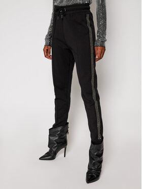 John Richmond John Richmond Spodnie dresowe Balino RWA20194PA Czarny Regular Fit