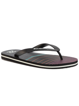 Billabong Billabong Джапанки Tides Northpoint S5FF04 BIP0 Черен
