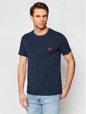 Emporio Armani Underwear Emporio Armani Underwear T-Shirt 110853 1P512 00135 Tmavomodrá Regular Fit