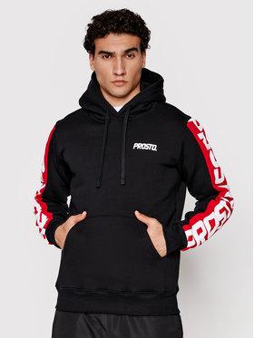 PROSTO. PROSTO. Sweatshirt KLASYK Armpat 2031 Noir Regular Fit