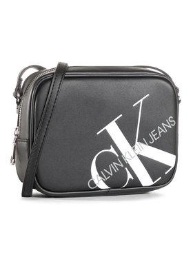 Calvin Klein Jeans Calvin Klein Jeans Дамска чанта Camera K60K606854 Черен