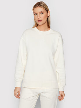 Selected Femme Selected Femme Світшот Stasie 16082407 Білий Relaxed Fit