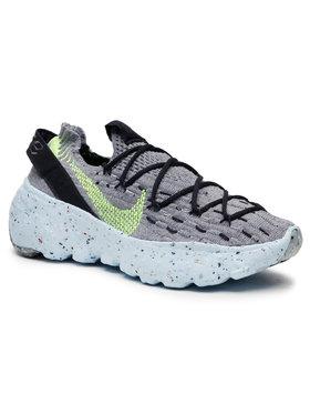 Nike Nike Topánky Space Hippie 04 CZ6398 001 Sivá