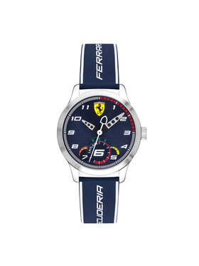 Scuderia Ferrari Scuderia Ferrari Laikrodis Pitlane 0860005 Tamsiai mėlyna