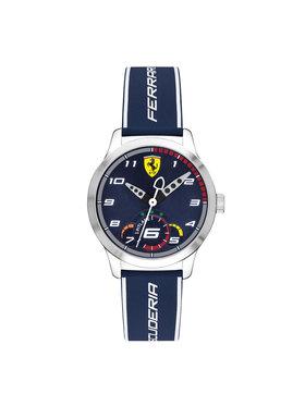 Scuderia Ferrari Scuderia Ferrari Zegarek Pitlane 0860005 Granatowy