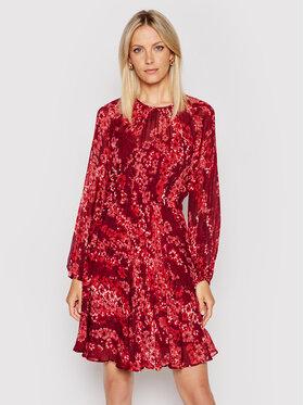 MAX&Co. MAX&Co. Ежедневна рокля Rafia 82210121 Червен Regular Fit
