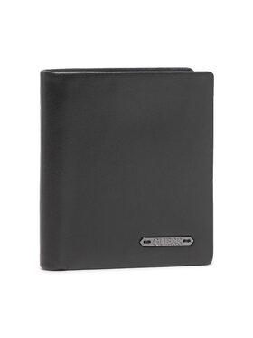 Guess Guess Malá pánska peňaženka Tyler Slg SM2662 LEA22 Čierna