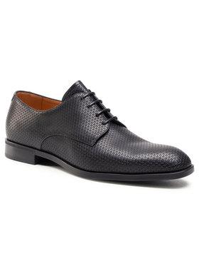 Emporio Armani Emporio Armani Chaussures basses X4C587 XF545 00002 Noir