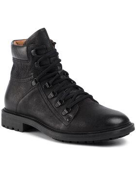 Gino Rossi Gino Rossi Outdoorová obuv MTU366-RICKY-01 Čierna