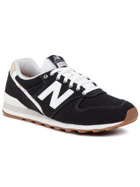 New Balance New Balance Sneakersy WL996WCB Černá