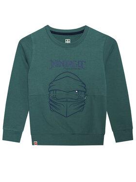 LEGO Wear LEGO Wear Sweatshirt 12010054 Grün Regular Fit