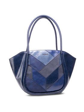 Desigual Desigual Τσάντα 21SAXPA3 Σκούρο μπλε