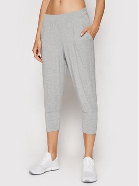 Hanro Hanro Pantalon de pyjama Yoga 8389 Gris