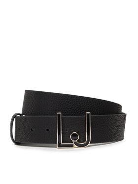 Liu Jo Liu Jo Dámský pásek Ecs Cintura 3.5 C AF1222 E0086 Černá