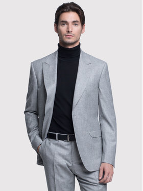 Vistula Vistula Costum Udine VR0501 Gri Super Slim Fit