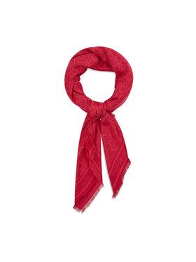 Calvin Klein Calvin Klein Chusta Scarf Mono Jacquard Pr K60K606843 Różowy