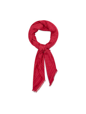 Calvin Klein Calvin Klein Šátek Scarf Mono Jacquard Pr K60K606843 Růžová