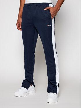 Fila Fila Pantalon jogging Sandro 687477 Bleu marine Regular Fit