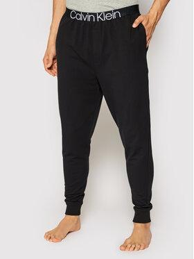 Calvin Klein Underwear Calvin Klein Underwear Долнище на пижама 000NM2092E Черен