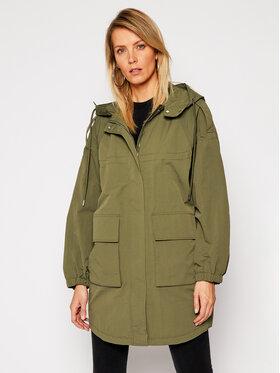 Guess Guess Куртка парка Rae W1RL85 WDUM0 Зелений Regular Fit