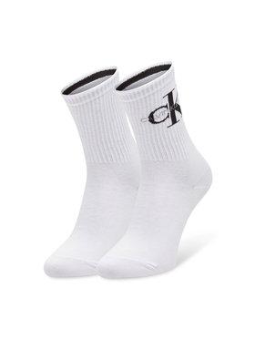 Calvin Klein Jeans Calvin Klein Jeans Dámské klasické ponožky 100001760 Bílá