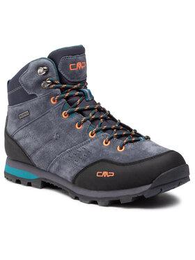CMP CMP Туристически Alcor Mid Trekking Shoes Wp 39Q4907 Сив