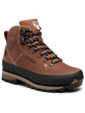 Dolomite Dolomite Ορειβατικά παπούτσια Cinquantaquattro Trek Gtx GORE-TEX 271850-0926011 Καφέ