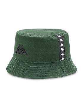 Kappa Kappa Klobouk bucket hat Gunther 307114 Zelená