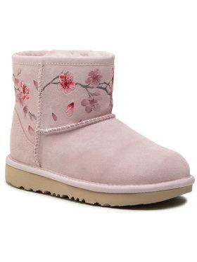 Ugg Ugg Schuhe Kid's Classic Mini Blossom 1119832K Rosa