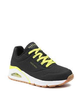 Skechers Skechers Sneakers Uno 155172/BKLM Nero