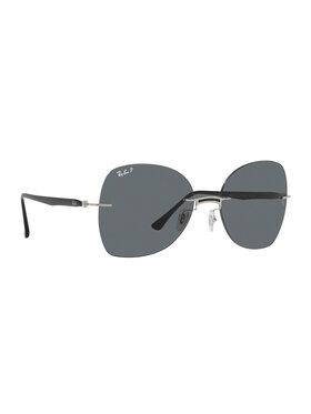 Ray-Ban Ray-Ban Okulary przeciwsłoneczne 0RB8066 003/81 Czarny