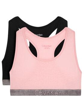 Calvin Klein Underwear Calvin Klein Underwear Komplektas: 2 liemenėlės G80G800069 Spalvota