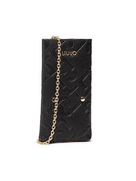 Liu Jo Liu Jo Puzdro na telefón Ecs Phone Case AF1050 E0538 Čierna