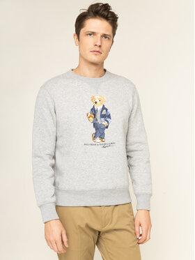 Polo Ralph Lauren Polo Ralph Lauren Sweatshirt Magic 710782859 Grau Regular Fit