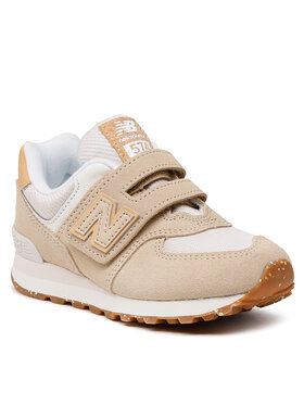 New Balance New Balance Sneakersy PV574AA1 Beżowy