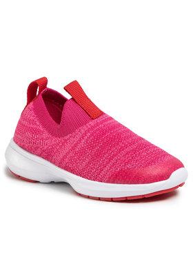 Reima Reima Sneakersy Bouncing 569413 Różowy