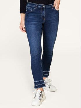 Persona by Marina Rinaldi Persona by Marina Rinaldi Skinny Fit Jeans Idra 1181160 Dunkelblau Skinny Fit