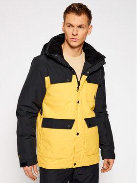 Rip Curl Rip Curl Snowboard kabát Cabin SCJDV4 Sárga Regular Fit