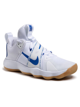 Nike Nike Обувки React Hyperset CI2955 140 Бял