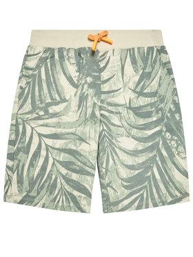 Guess Guess Pantaloni scurți sport L1GD08 KA6R0 Bej Regular Fit