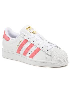 adidas adidas Pantofi Superstar W FX5964 Alb