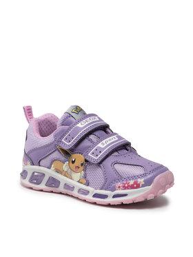 Geox Geox Sneakers J Shuttle G. D J8206D 014BU C0139 S Violett