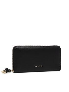 Ted Baker Ted Baker Veľká dámska peňaženka Myyleu 253305 Čierna