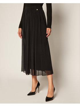 Pennyblack Pennyblack Midi sukně Lilliput 37740120 Černá Regular Fit