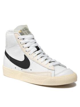 Nike Nike Обувки Blazzer Mid '77 DD6621-100 Бял