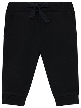 Guess Guess Teplákové kalhoty L93Q24 KAUG0 Černá Regular Fit